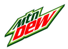 Mountain Dew - hero comp and mock-up