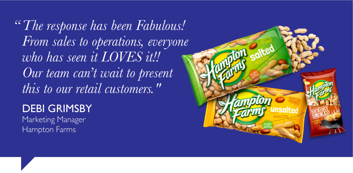 Hampton Farms - Testimonial
