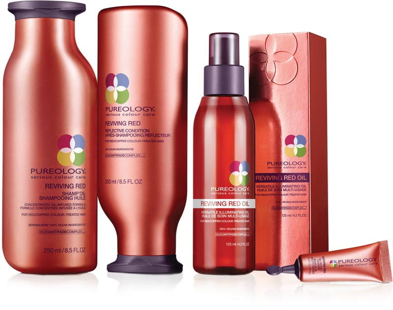 Pureology - color development